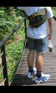 Armani Exchange 牛仔短褲 w30-32都可穿
