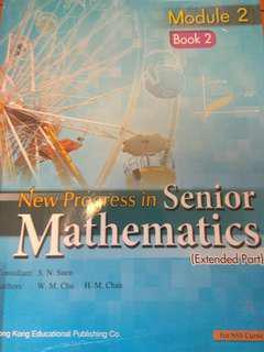New Progress in Senior Mathematics Module 2 Book 2 (2009)