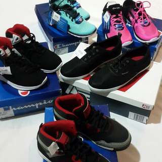 Champion Shoe's for Kids