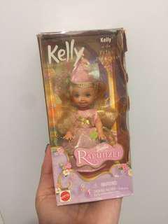 Barbie Rapunzel 長髮公主朋友