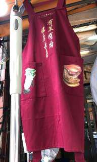 台北故宮博物館圍裙