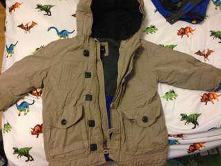 Boys gap winter jacket size 3T