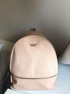 GUESS BABY PINK BACKPACK