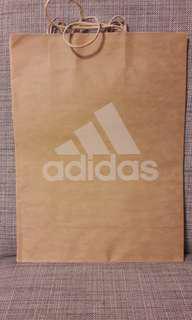 adidas紙袋