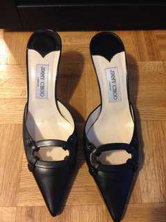 Jimmy Choo kitten heels size 8