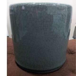 早期青瓷冰裂香爐