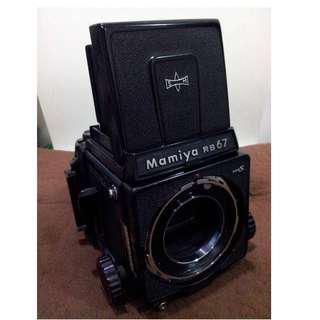 Mamiya RB67 中片幅 底片相機