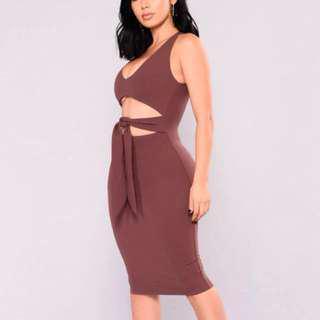 *REDUCED* FASHION NOVA Dress