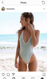 Boutinela retro one piece NEW