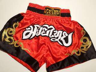 🚚 Muay thai Short - Authentic NEW ! Thailand