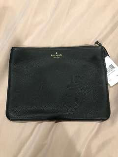 Kate Spade leather clutch/pouch
