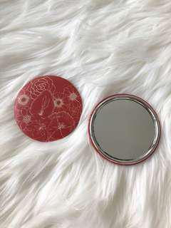 Original Illustration pocket Mirror