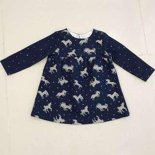 Zara Baby Unicorn Dress