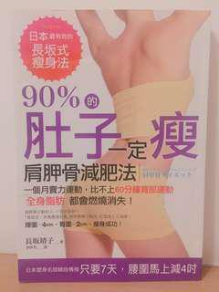 🚚 90%的肚子一定瘦:日本最有效的長(土反)式瘦身法,一個月賣力運動,比不上60分鐘背部運動,全身脂肪都會燃燒消失!