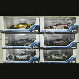 RMZ DTM Series - 1/43 BMW M4 DTM
