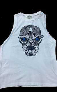 Artwork Muscle Shirt