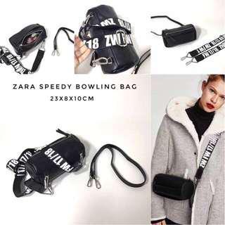 Zara Spedy Bowling Bag
