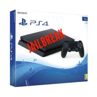 JAILBREAK Playstation 4 Firmware 5.05 ESP8266 Ready