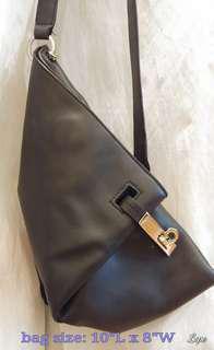 Salvatore Ferragamo mini shoulder triangle bag