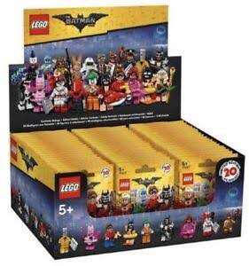 Lego Minifigures Batman Movie Box of 60