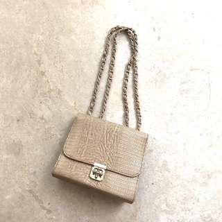 zara hnm chain handbag tas selempang