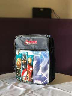 Tas Backpack Avengers New