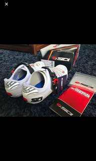 Sidi genius 5 Mega carbon shoes