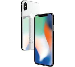 IPhone X 256gb Brand New