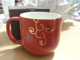 🚚 故宮-福雲直上陶瓷馬克杯