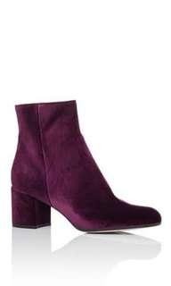 Gianvito Velvet boots