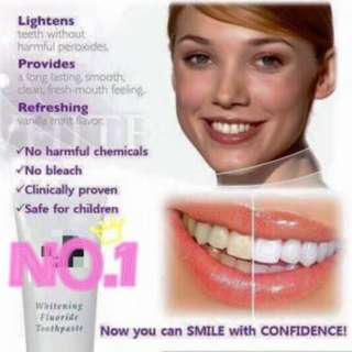 The Most Amazing Chemical Free Whitening Toothpaste That Has Gone VIRAL