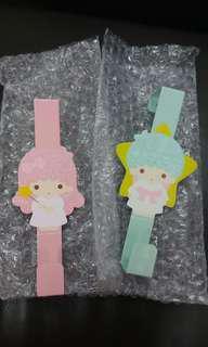 Sanrio Little Twins Star 雙子星門後掛勾