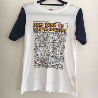 UNIQLO x SPRZ NY Keith Haring Graphic T-Shirt