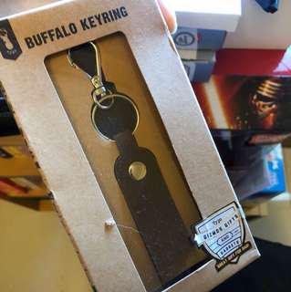 🚚 皮環鑰匙圈