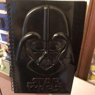 🚚 Star Wars 筆記本