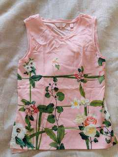 Ted baker pink top floral. #JULY50