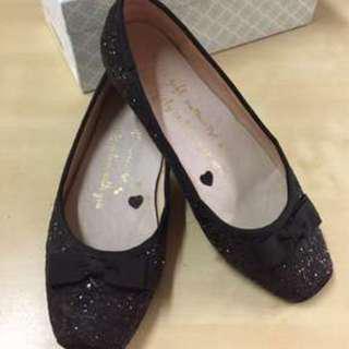 🚚 grace gift 亮片娃娃鞋