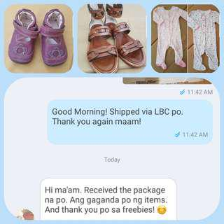 HAPPY CLIENT FROM N.LUZON