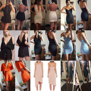 9 Piece Dress Playsuit Bundle