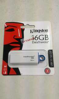 Kingston 16GB DataTraveler Pendrive