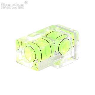 Dual 2 Axis Bubbles Spirit Level for DSLR camera hot shoe