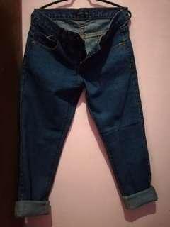 Boyfriend Jeans ukuran 27