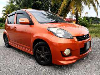 2009 myvi 1.3 (A) SE BLACKLIST CAN LOAN