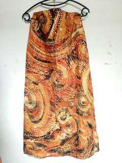 #YEARENDSALE - Batik Skirt