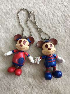 Mickey and Minnie Collectible