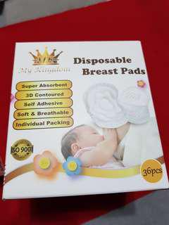 Breast Milk Storage Bag & Disposable Breast Pad #postforsbux