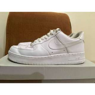 REPRICED! AIRFORCE 1 '07 - Size 10 US Low