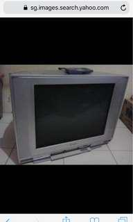 29 inch Toshiba Bomba CRTV in good condition