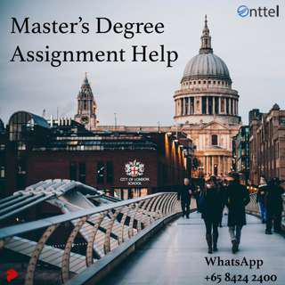 Master's Degree Assignment Help