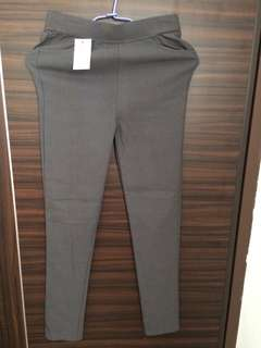 🚚 窄管褲
